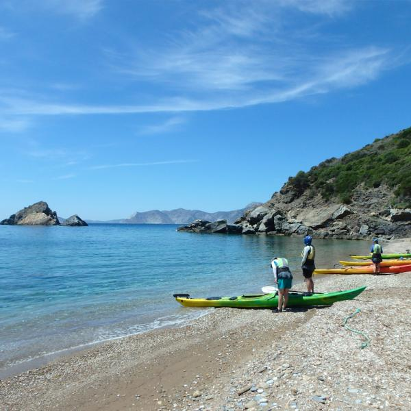 Sea Kayak Samos Multi Clear Water