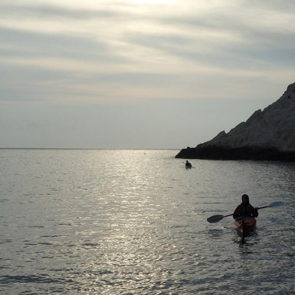 Sea Kayak Samos Multi Gold