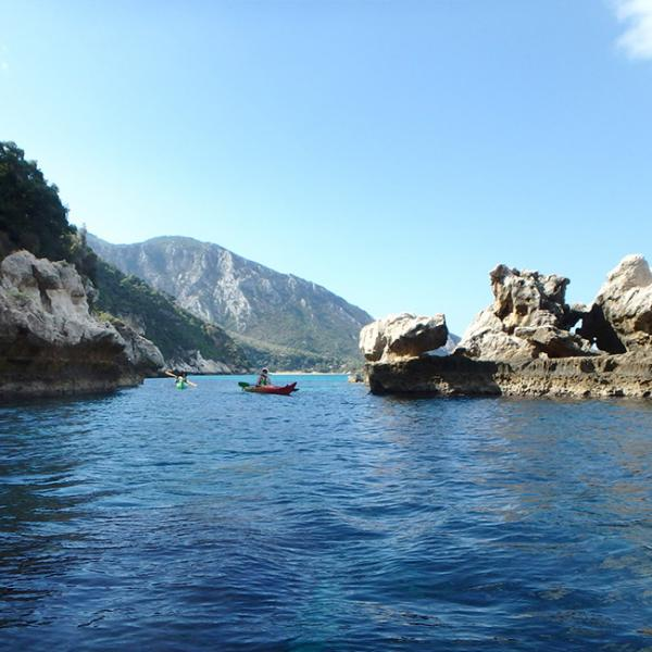 Sea Kayak Samos Multi Rocks
