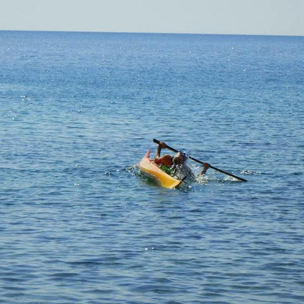 Sea Kayak Samos Multi Roll