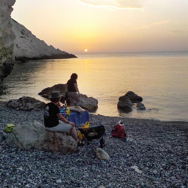 Sea Kayak Samos Multi Sunset Lunch