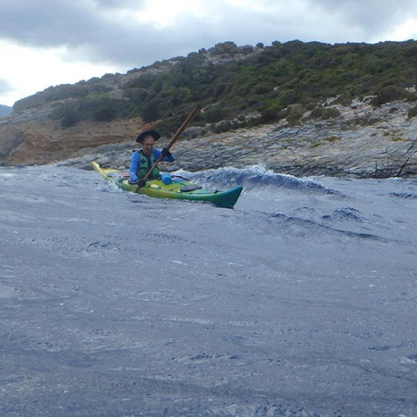 Sea Kayak Samos Multi Surf