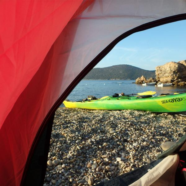 Sea Kayak Samos Multi Tent