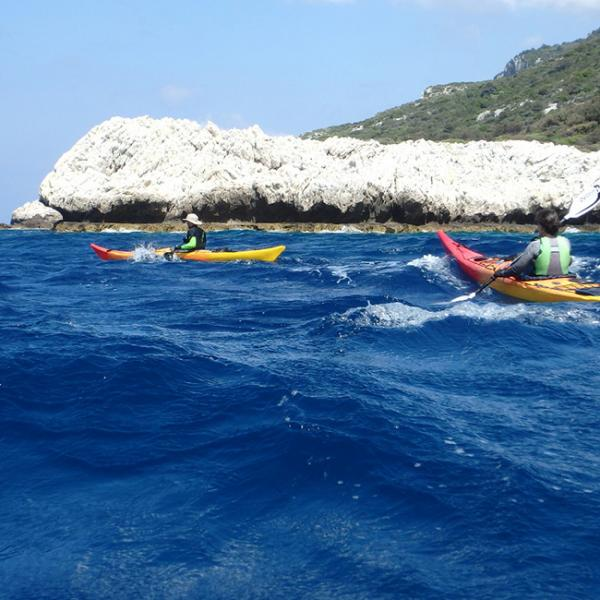 Sea Kayak Samos Multi Waves
