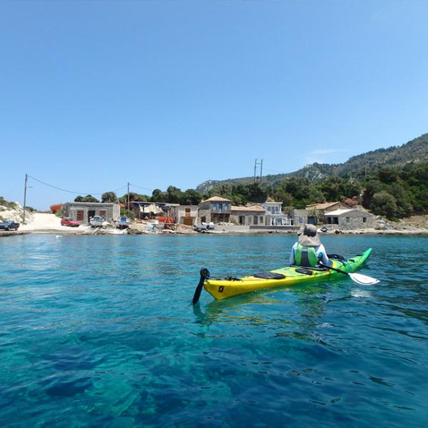 Sea Kayak Samos Multi West Coast